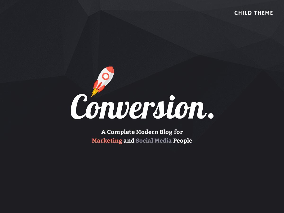 ultimate conversion child